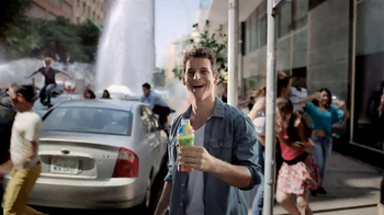 Lipton 100% Natural TV Spot, 'Street Party' Song by Givers