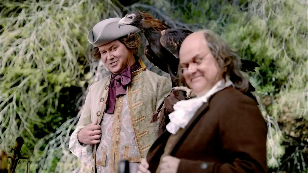 Clorox Smart Tube TV Spot, 'Benjamin Franklin'  - Screenshot 4