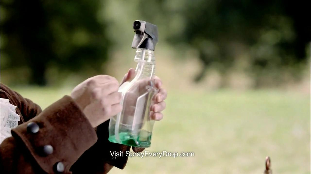 Clorox Smart Tube TV Spot, 'Benjamin Franklin'  - Screenshot 5
