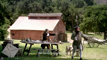 Clorox Smart Tube TV Spot, 'Benjamin Franklin'  - Thumbnail 9