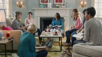 Yoplait Light TV Spot, 'Swapportunity: Book Club'