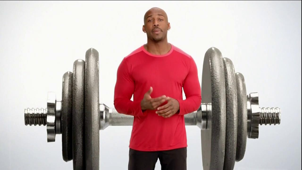 Dr. Scholl's Active Series TV Spot Featuring Dolvett Quince - Screenshot 5