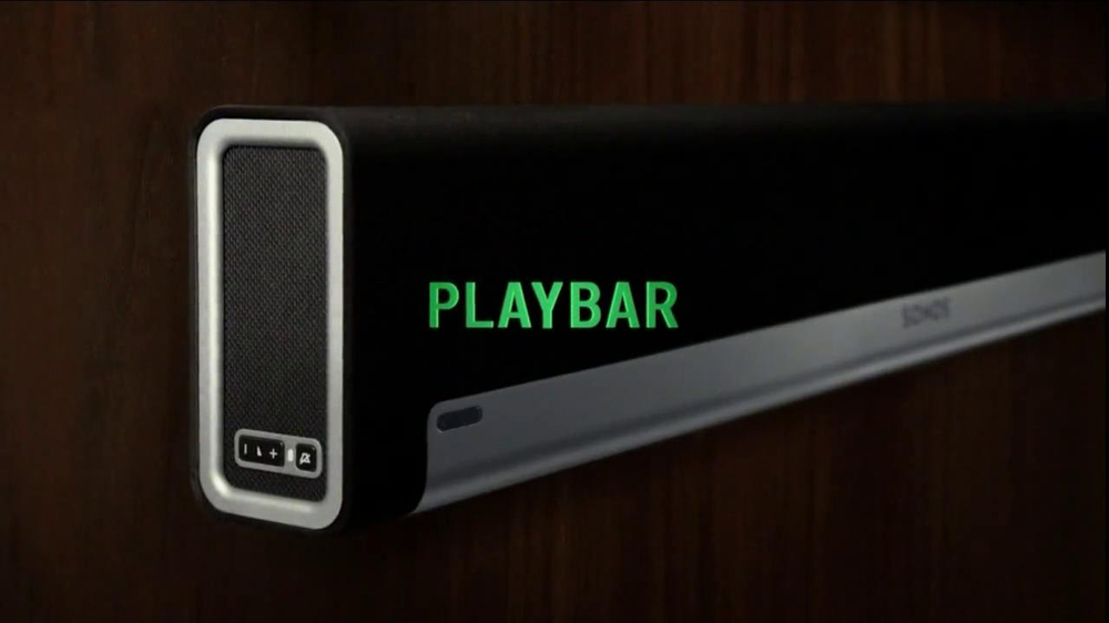Sonos Playbar TV Spot, 'Wayne's World' Song by Queen - Screenshot 9