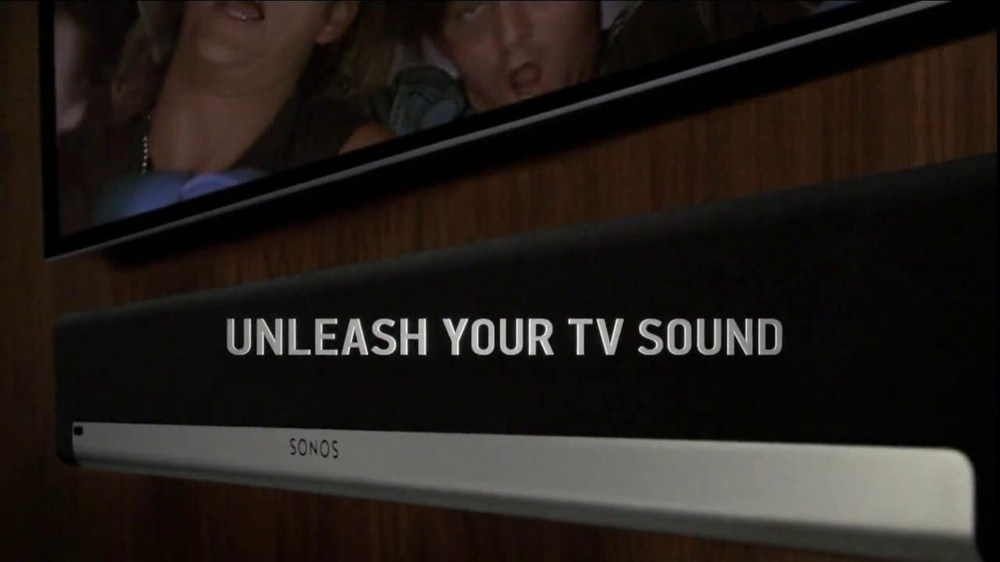 Sonos Playbar TV Spot, 'Wayne's World' Song by Queen - Screenshot 5