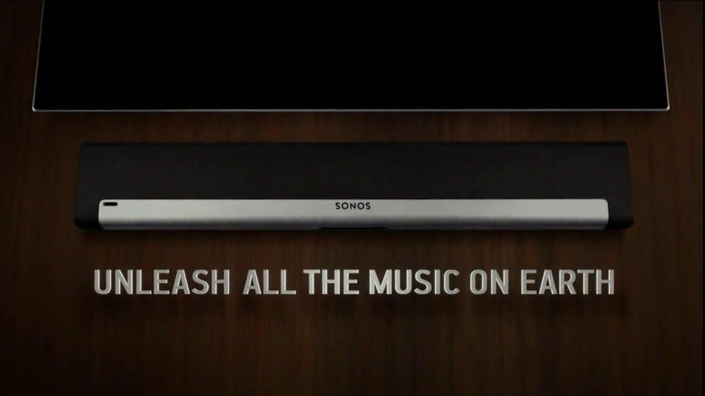 Sonos Playbar TV Spot, 'Wayne's World' Song by Queen - Screenshot 8