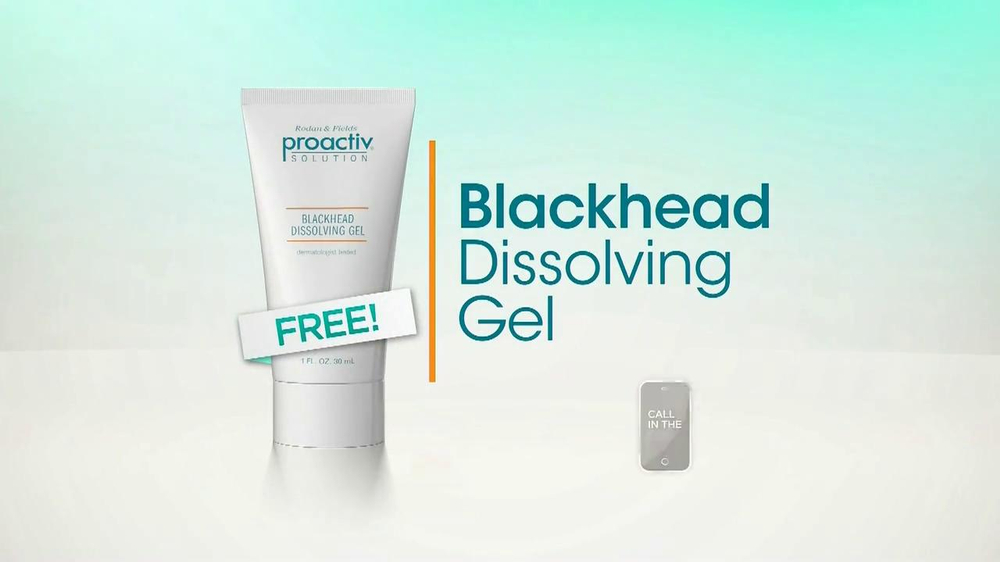 Proactiv Blackhead Dissolving Gel TV Spot - Screenshot 4