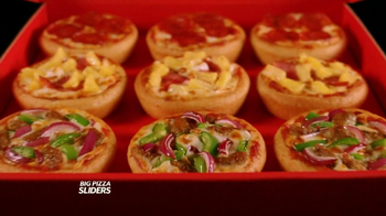 Pizza Hut Sliders TV Spot, 'Three Ways' Song by 1985 - Thumbnail 2