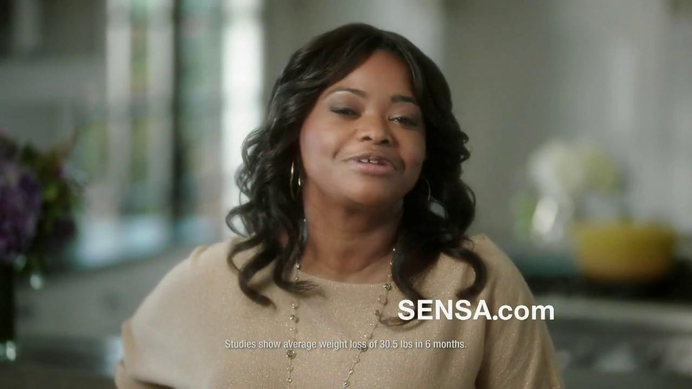 Sensa TV Spot Featuring Octavia Spencer - Screenshot 10