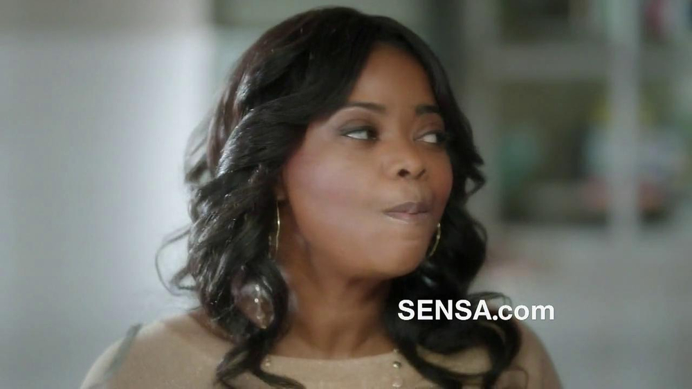 Sensa TV Spot Featuring Octavia Spencer - Screenshot 7