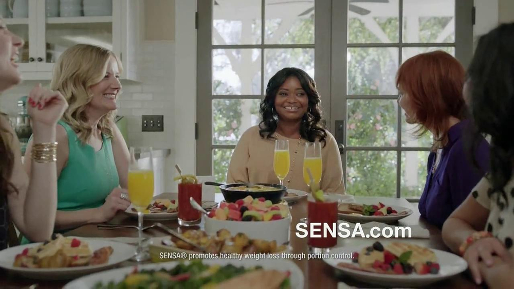 Sensa TV Spot Featuring Octavia Spencer - Screenshot 8