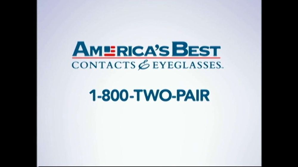 America's Best Contacts and Eyeglasses TV Spot 'Designer Sale' - Screenshot 5