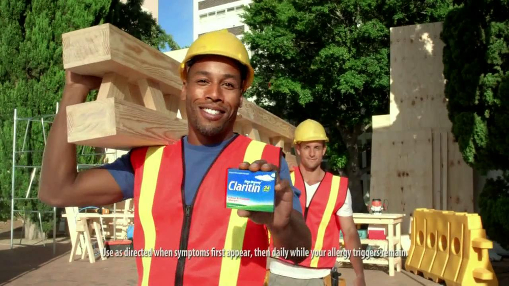 Claritin Clear Challenge TV Spot, '10 Days' thumbnail