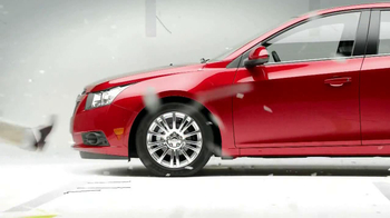 Chevrolet Cruze Eco TV Spot, 'Wind Test' - Thumbnail 8