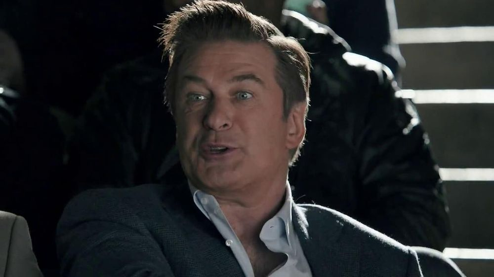 Capital One TV Spot, 'For Later' Feat. Alec Baldwin, Charles Barkley - Screenshot 2