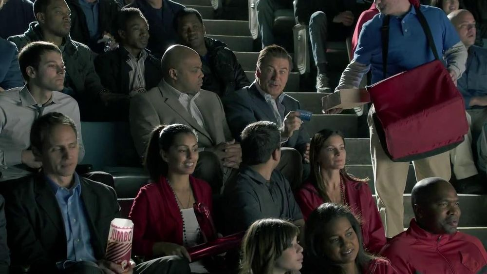 Capital One TV Spot, 'For Later' Feat. Alec Baldwin, Charles Barkley - Screenshot 3