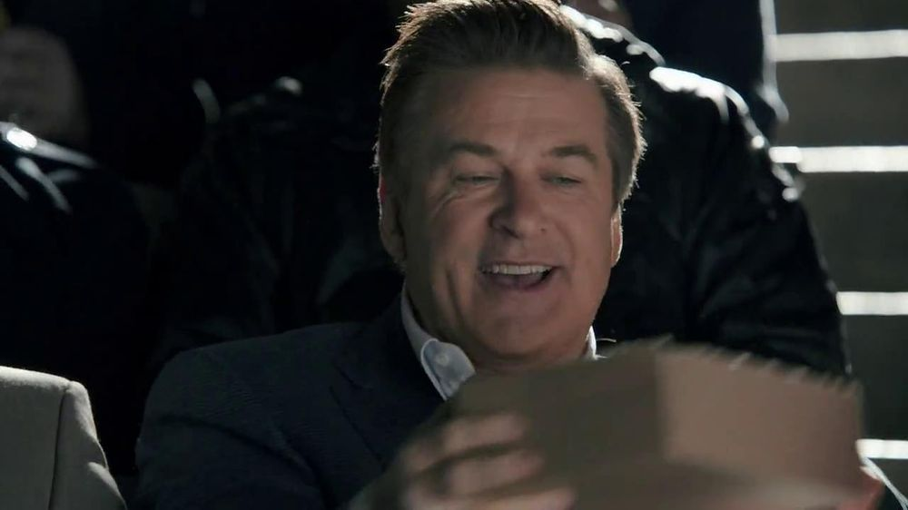 Capital One TV Spot, 'For Later' Feat. Alec Baldwin, Charles Barkley - Screenshot 4