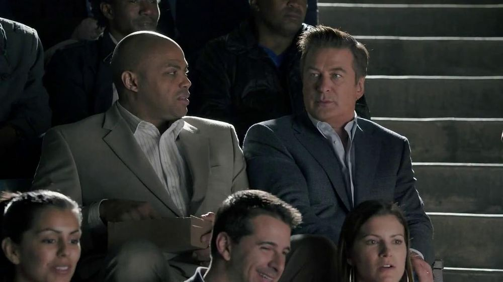 Capital One TV Spot, 'For Later' Feat. Alec Baldwin, Charles Barkley - Screenshot 8