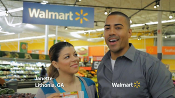 Walmart Low Price Guarantee TV Spot, 'Janette: Ad Match'