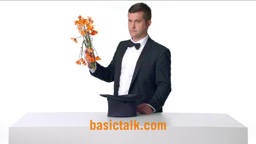 BasicTalk TV Spot, 'Magic' - Screenshot 10