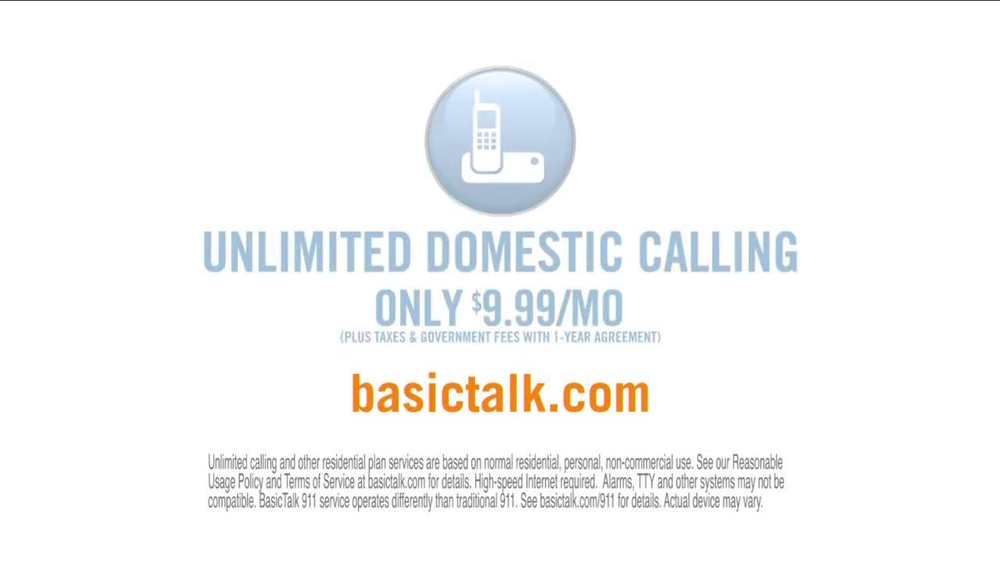 BasicTalk TV Spot, 'Magic' - Screenshot 8