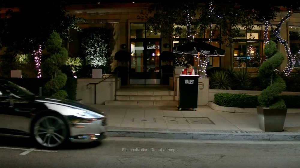 Doritos TV Spot, 'Valet' Song by Diplo - Screenshot 1
