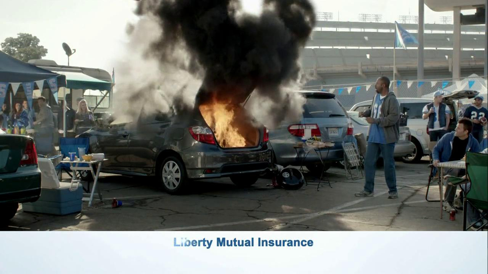 Liberty Mutual TV Commercial, 'Humans: Great Athletes ...
