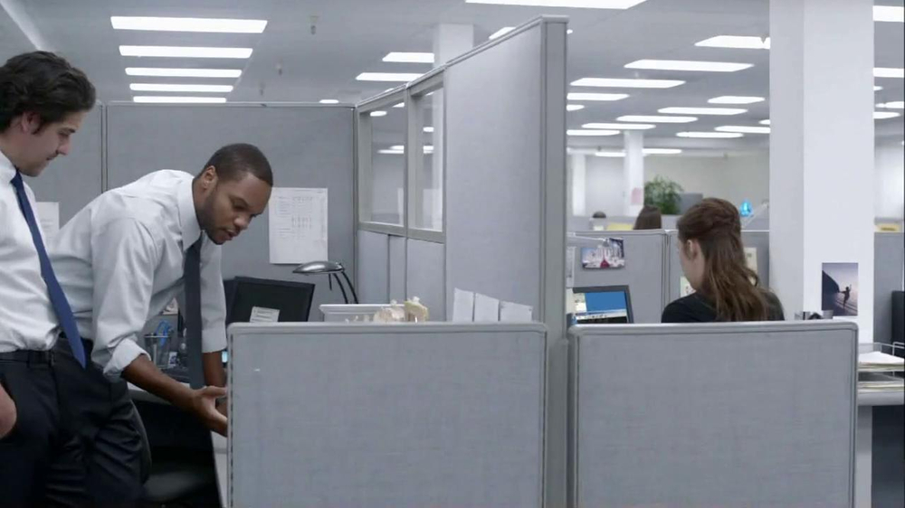Coca-Cola Zero TV Spot, 'Office Brackets' - Screenshot 1