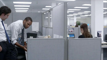 Coca-Cola Zero TV Spot, 'Office Brackets' - Thumbnail 1