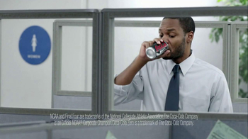 Coca-Cola Zero TV Spot, 'Office Brackets' - Thumbnail 4