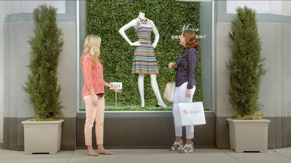Burlington Coat Factory TV Spot, 'New Job Wardrobe' - Screenshot 1