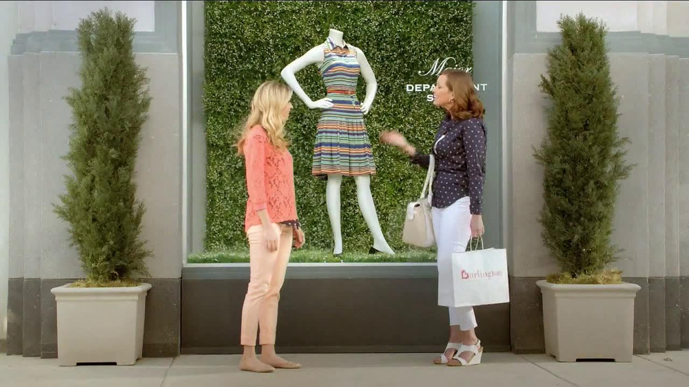 Burlington Coat Factory TV Spot, 'New Job Wardrobe' - Screenshot 4