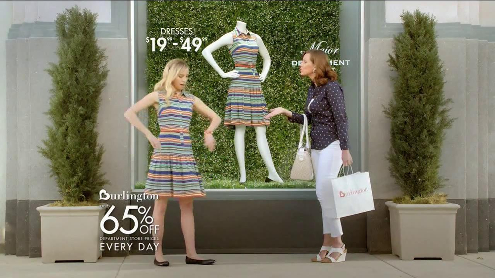 Burlington Coat Factory TV Spot, 'New Job Wardrobe' - Screenshot 5