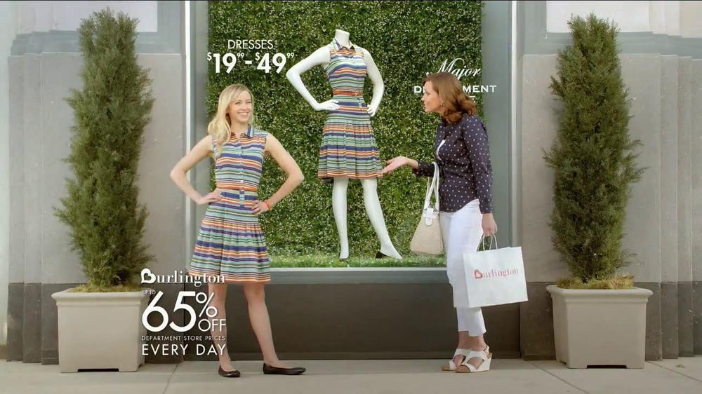 Burlington Coat Factory TV Spot, 'New Job Wardrobe' - Screenshot 6