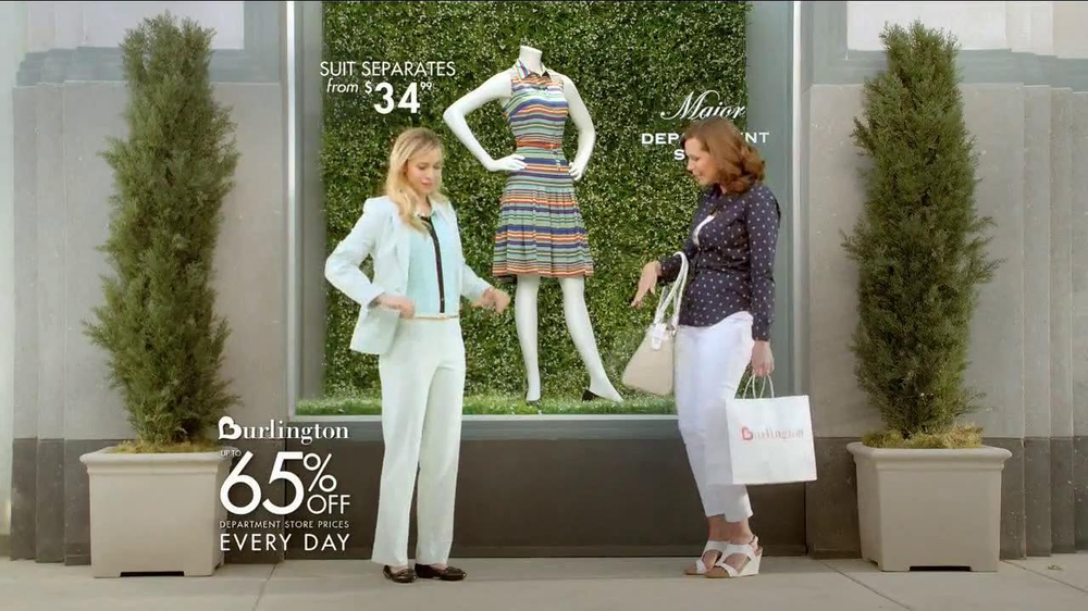 Burlington Coat Factory TV Spot, 'New Job Wardrobe' - Screenshot 7