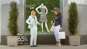 Burlington Coat Factory TV Spot, 'New Job Wardrobe' - Thumbnail 7