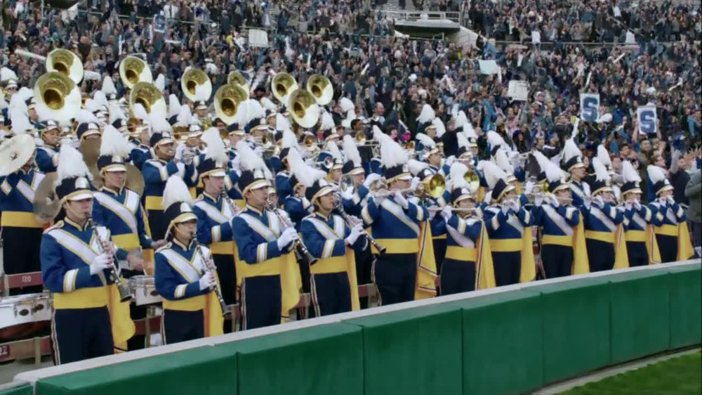 NCAA TV Spot, 'Marching Band' - Screenshot 3