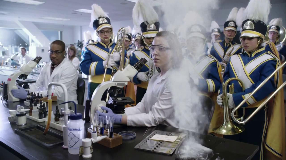 NCAA TV Spot, 'Marching Band' - Screenshot 8