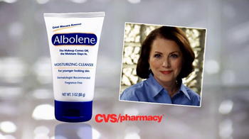 Albolene Moisturizing Cleanser TV Spot, 'Young Skin' - Thumbnail 9