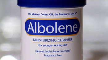 Albolene Moisturizing Cleanser TV Spot, 'Young Skin' - Thumbnail 7