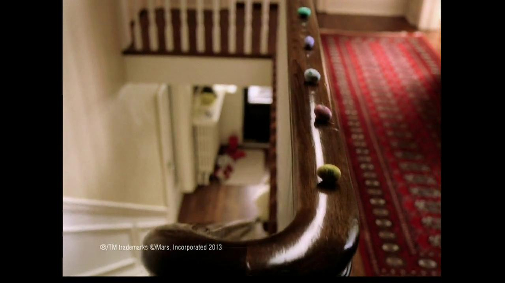 M&M's TV Spot, 'Easter Bunny Costume' - Screenshot 2