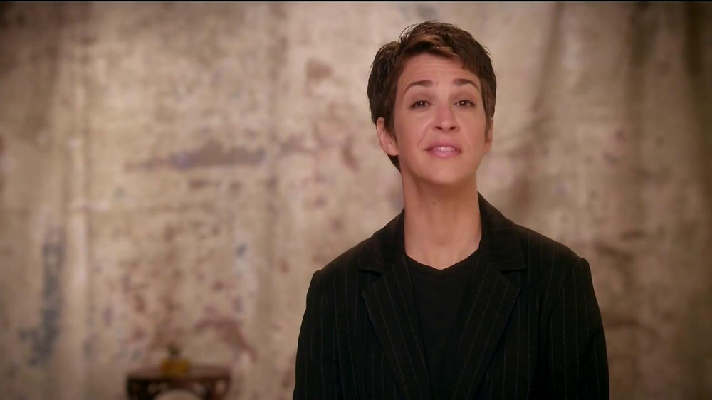 The More You Know TV Spot, 'Express Yourself' Featuring Rachel Maddow - Screenshot 2