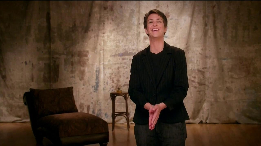 The More You Know TV Spot, 'Express Yourself' Featuring Rachel Maddow - Screenshot 4