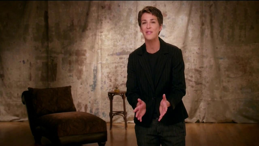 The More You Know TV Spot, 'Express Yourself' Featuring Rachel Maddow - Screenshot 6
