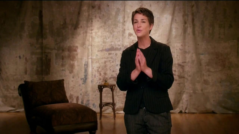 The More You Know TV Spot, 'Express Yourself' Featuring Rachel Maddow - Screenshot 7