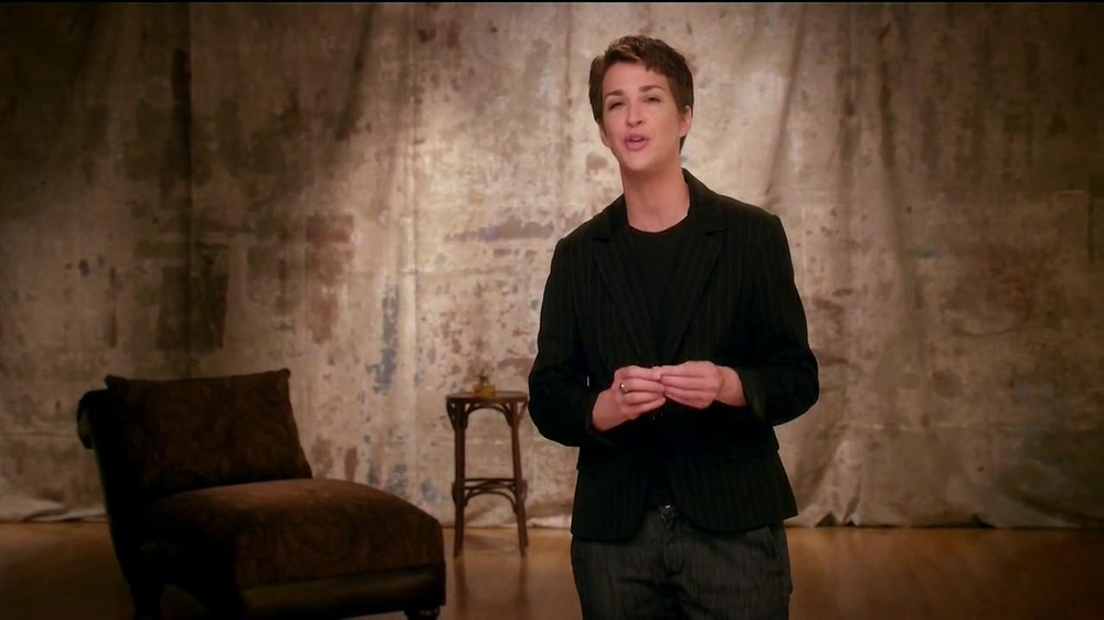 The More You Know TV Spot, 'Express Yourself' Featuring Rachel Maddow - Screenshot 8
