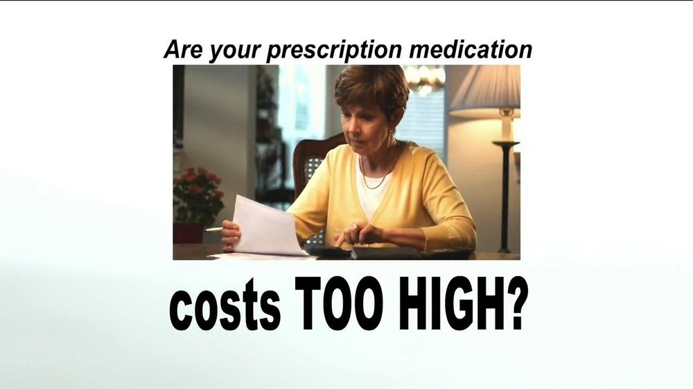 GetYourMedicationFree.com TV Spot - Screenshot 1