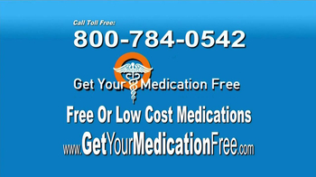 GetYourMedicationFree.com TV Spot - Thumbnail 3