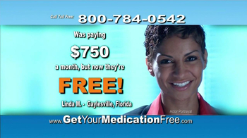 GetYourMedicationFree.com TV Spot - Thumbnail 7