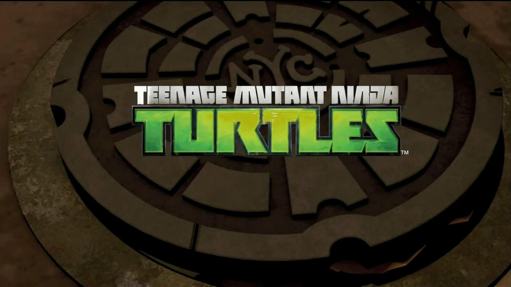 Teenage Mutant Ninja Turtles Mutagen Ooze TV Spot - Screenshot 1