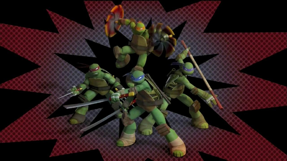 Teenage Mutant Ninja Turtles Mutagen Ooze TV Spot - Screenshot 2